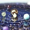 Часы Planetarium показывают движение Солнечной системы