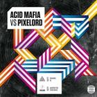 Релиз ACID MAFIA Vs Pixelord на аудиокассетах