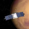 На орбиту Марса прилетел первый спутник для исследования атмосферы