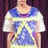 LUBLU Kira Plastinina: Пластиковые перья и хамелеоны