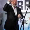 Открытие выставки Терри Гиллиама в Москве