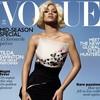 Обложка: Рианна для британского Vogue