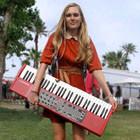 Стрит-стайл на фестивале Coachella