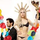 Леди Гага и Марк Джейкобс появятся на обложках V