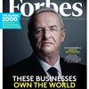 Новый номер Forbes оборудован точкой доступа Wi-Fi