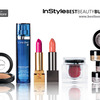 14 килограммов косметики от журнала InStyle