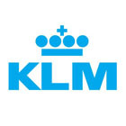 Трюк левитации для рекламы KLM