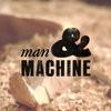 Мастер по дереву в видео «Человек и машина»