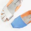 Китайский дизайнер представил складную обувь-оригами