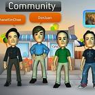 Аватары на консолях