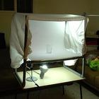 Как самому сделать дешевый фото-стол