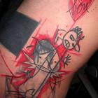 Childish Tattoos или Детская татуировка