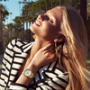 Кампания: Анна Селезнева для Juicy Couture