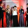 Kamenskakononova получили сразу две премии BEST FASHION AWARDS