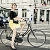 Bicycle it is fashionable!