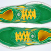 Nike Huarache Free 2012 – Court Green – White – Tour Yellow