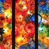 Волшебные калейдоскопы из стекла