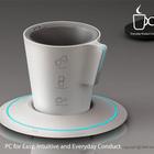 Cup of Java Script – волна голографических изображений
