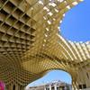 Metropol Parasol: Самая большая деревянная конструкция в мире