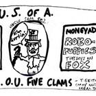4 работы по редизайну доллара