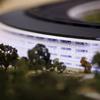 Опубликован макет футуристического кампуса Apple