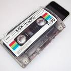 Retro 80's Mix Tape Case