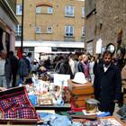 Блошиные рынки мира: Лондон