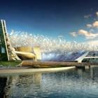 Новый потрясающий стадион в Китае