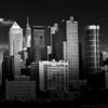 Видео дня: чёрно-белый таймлапс с архитектурой Филадельфии