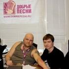 Дмитрий Широков стал «живым» рекламным носителем радио