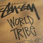 Stussy World Tribe