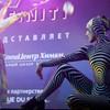 Cirque du Soleil на открытии дилерского центра INFINITI