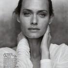 Harper Bazaar US показал фотомоделей без макияжа