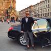 Uber запустился в Петербурге