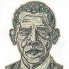 Художник создаёт коллажи из долларов