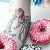 Самые аппетитные татуировки в Москве