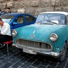 Ретро-автомобили в Сирии