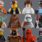 День Звездных Войн. Все персонажи Звездных войн от Lego