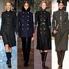 Модные пальто 2012: пять трендов