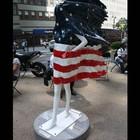 Американские модельеры переодели манекенов в Нью-Йорке