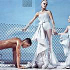 Стивен Кляйн (Steven Klein) для Vogue 9