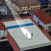 Для освещения норвежского города используют зеркала