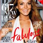 Линдси Лохан – Harper's Bazaar, декабрь 2008