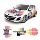 Битва дизайнеров за лучшую раскраску новой Mazda3