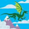 Google Maps предлагает путешествовать по Уэльсу на драконе