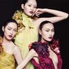 Шесть моделей в Gucci на обложке сентябрьского номера китайского Vogue