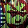 Tape art / картина из скотча (видео)