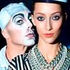 Алана Циммер и Кристал Рэн для Vogue Russia