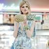Съёмка: Констанс Яблонски для мексиканского Vogue