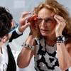 Как показ Diane von Furstenberg выглядел через Google Glass